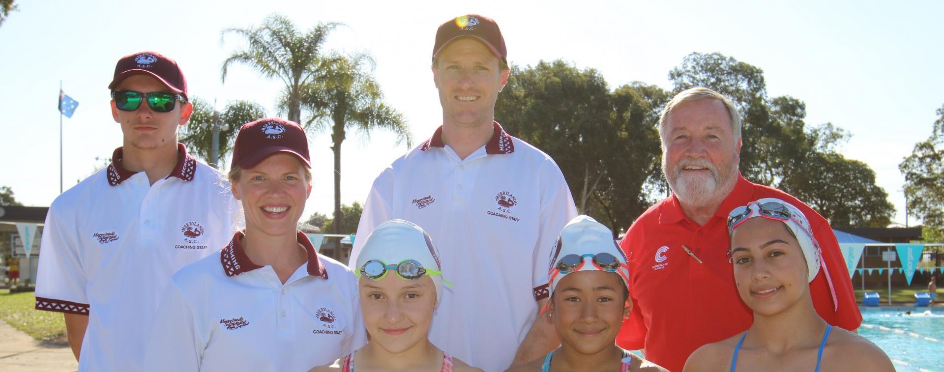 Merrylands Swim Centre turns 50