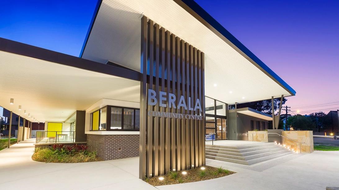 Berala Community Centre Cumberland City Council