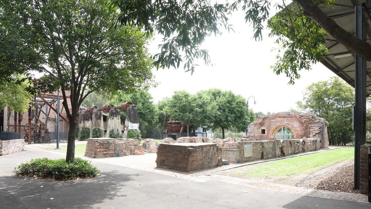 Historic brickworks