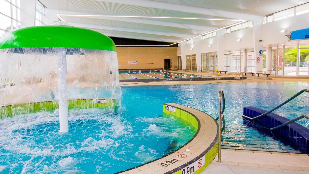 Swim centre
