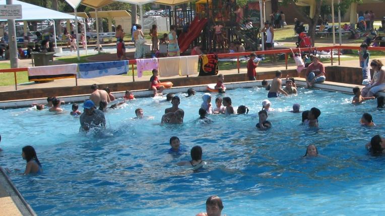Learn-to-swim program
