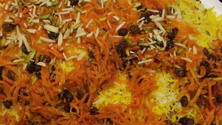 Afgani meal