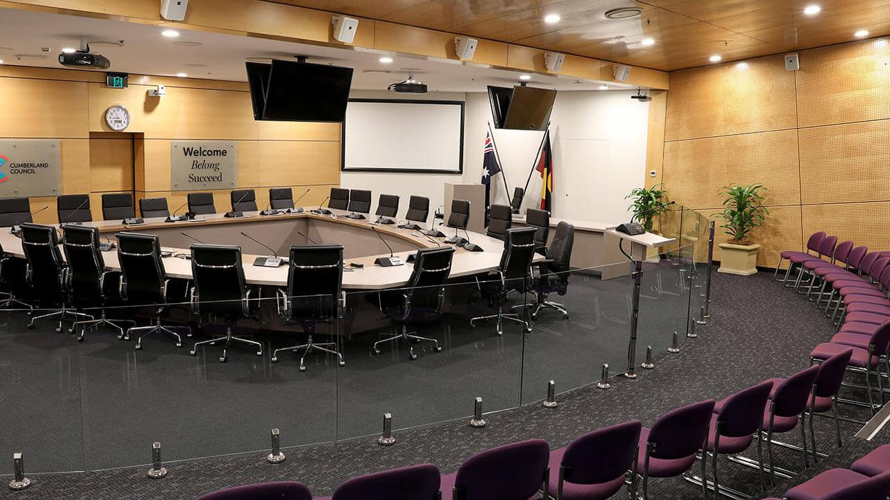 Council Chambers, Merrylands