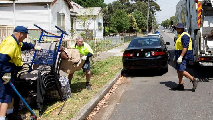 Waste collection and illegal dumping
